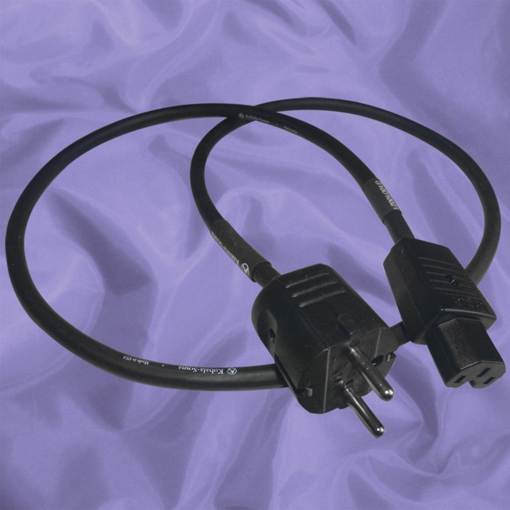 Кабель силовой Schuko - IEC C13 Kubala-Sosna Imagination Power Cable 15A 3.0m