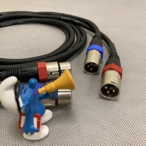 Кабель аудио 2xXLR - 2xXLR Kubala-Sosna Imagination Analog Cable XLR 2.0m
