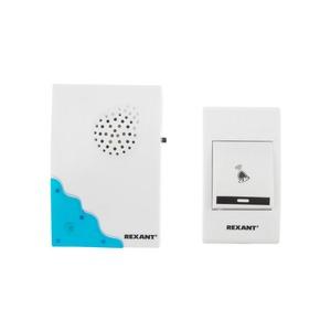Беспроводной дверной звонок Rexant 73-0010 Беспроводной дверной звонок RX-1