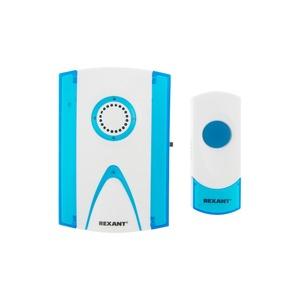 Беспроводной дверной звонок Rexant 73-0030 Беспроводной дверной звонок кнопка IP 44 RX-3