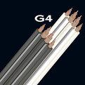 Кабель акустический Bi-Wire Audioquest G-4 white