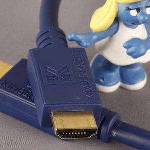 Кабель HDMI - HDMI Kimber Kable HD 09 0.5m