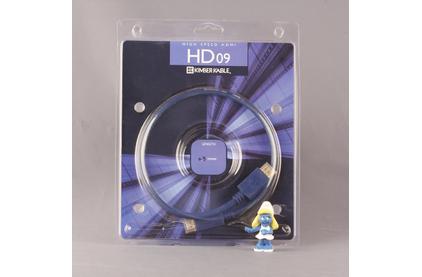 Кабель HDMI - HDMI Kimber Kable HD 09 0.75m