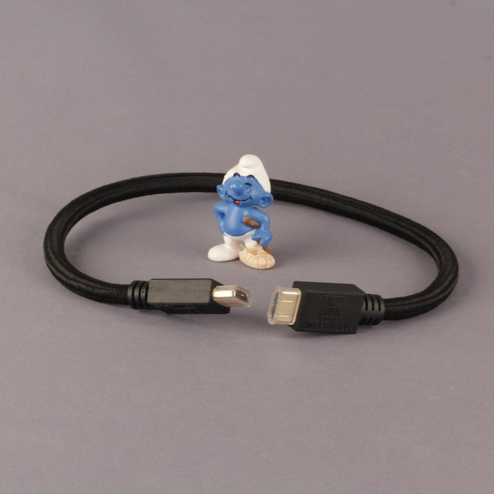 Кабель HDMI - HDMI Kimber Kable HD 19e 0.5m