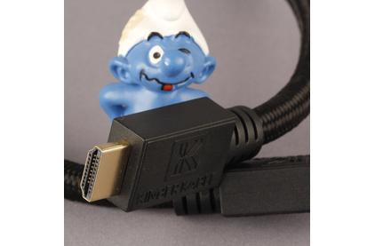 Кабель HDMI - HDMI Kimber Kable HD 19e 0.75m