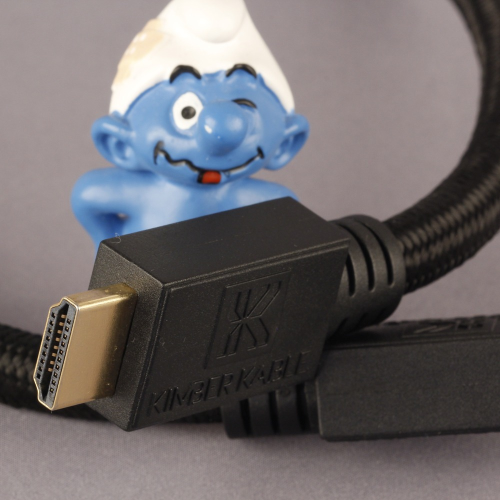 Кабель HDMI - HDMI Kimber Kable HD 19e 10.0m