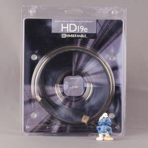 Кабель HDMI - HDMI Kimber Kable HD 19e 15.0m