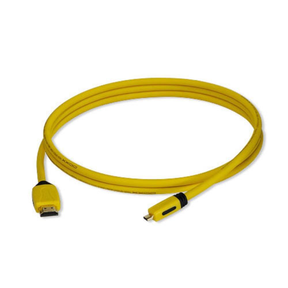 Кабель HDMI - micro HDMI DAXX R38-07 0.75m