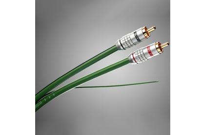 Кабель аудио 2xRCA - 2xRCA Tchernov Cable Standard 1 IC RCA In kit (без упаковки) 1.0m