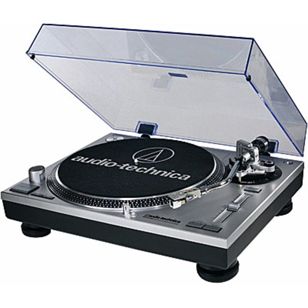 Виниловый проигрыватель Audio-Technica AT-LP120-USBHC SV