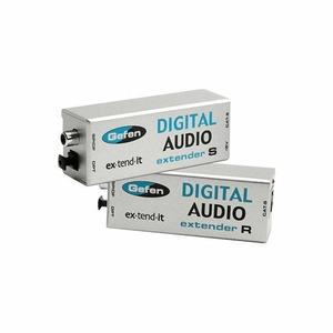 Передача по витой паре Аудио Gefen EXT-DIGAUD-141