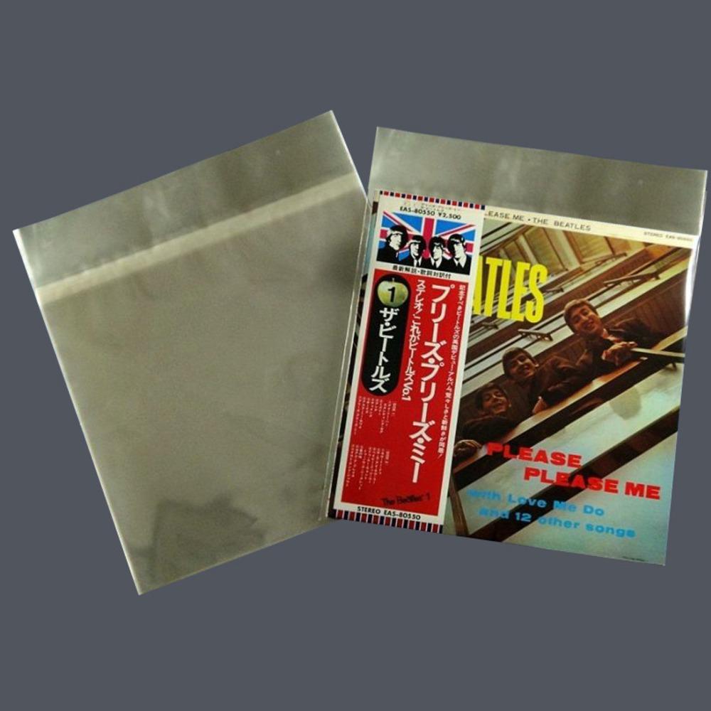 Конверты для виниловых пластинок Vertigo LP Record Plastic Outer Sleeves