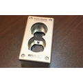 Аксессуар для розетки Audio Replas CPP-2SZ/HG (40mm)