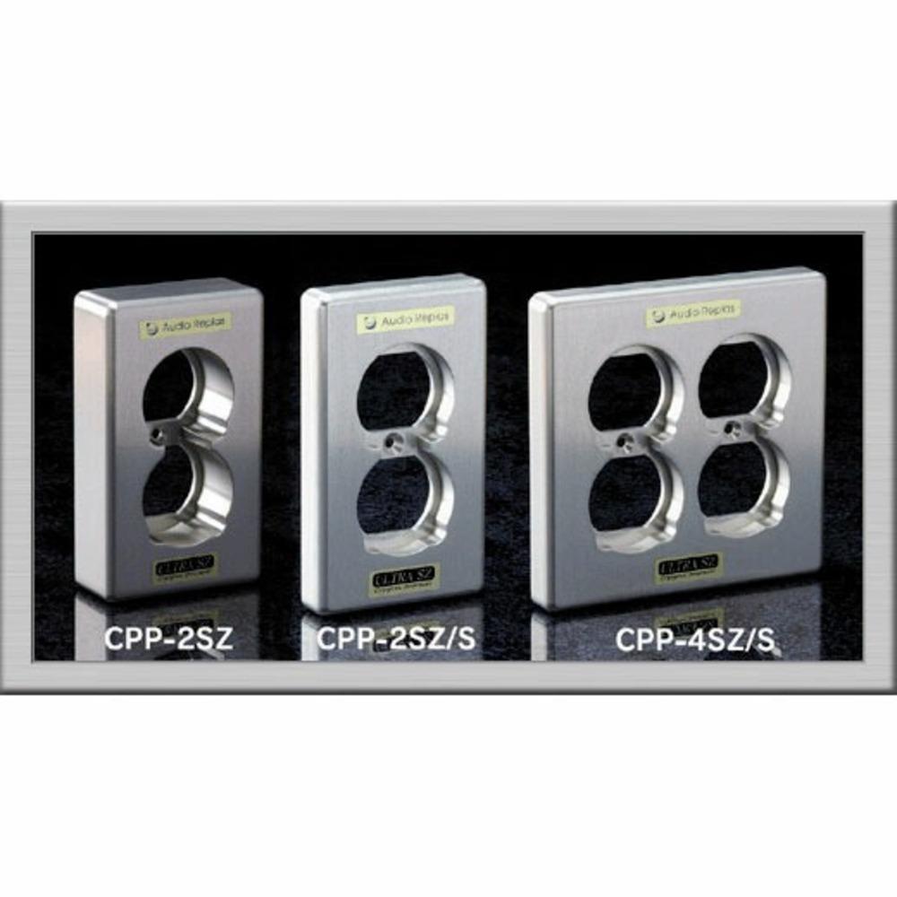 Аксессуар для розетки Audio Replas CPP-4SZ/S (15mm)