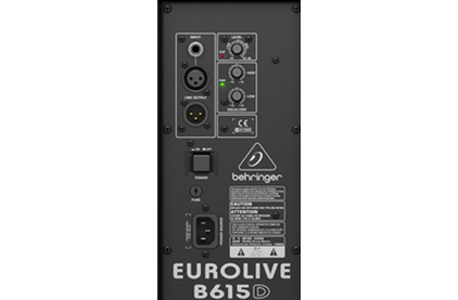 Колонка концертная BEHRINGER B 615D EUROLIVE