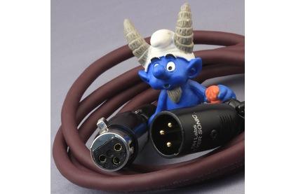 Кабель AES/EBU 1xXLR - 1xXLR DH Labs D-110 AES/EBU Digital Cable 3.0m
