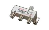 Антенный разветвитель Rexant 05-7104 ОТВЕТВИТЕЛЬ  2 отвода 20 дБ (1 штука)