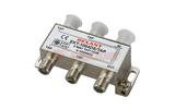 Усилитель-распределитель ВЧ сигналов Rexant 05-7302 ОТВЕТВИТЕЛЬ  4 отвода 12 дБ (1 штука)