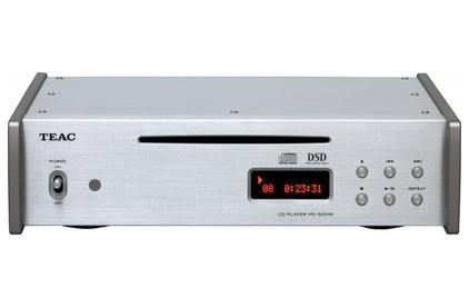 CD-проигрыватель Teac PD-501HR Silver