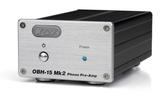 Фонокорректор MM/MC Creek OBH-15mk2 Silver