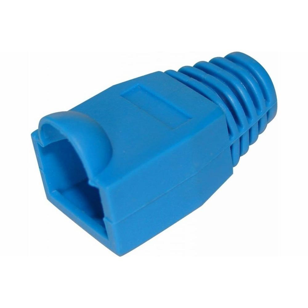 Изолирующий колпачок для разъемов Rexant 05-1209 RJ-45 синий (1 штука)
