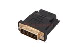 Переходник HDMI - DVI Rexant 17-6811 Переходник HDMI - DVI-D (1 штука)