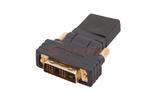 Переходник HDMI - DVI Rexant 17-6812 Переходник HDMI - DVI-D (1 штука)