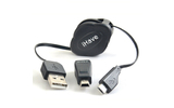 Кабель USB 2.0 Тип A - B micro Belsis BT2101 0.7m