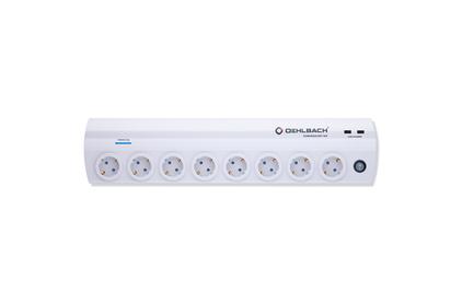 Сетевой фильтр Oehlbach 17021 Powersocket 905 White