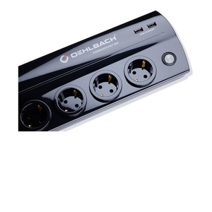 Сетевой фильтр Oehlbach 17020 Powersocket 905 Black