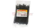 Хомут нейлоновый (кабельная стяжка) Rexant 07-0151-4 черный 4.0 х 150мм (100 штук)