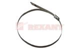 Хомут (кабельная стяжка) Rexant 07-0368 стальной 4.6 х 360мм (50 штук)