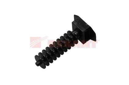 Хомут Rexant 07-4512 Дюбель черный (100 штук)