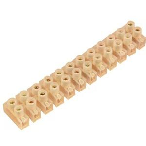 Соединитель кабеля Rexant 07-5012 Колодка клеммная (1 штука)