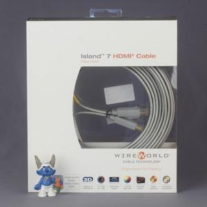 Кабель HDMI - HDMI WireWorld Island 7 HDMI-HDMI 0.5m