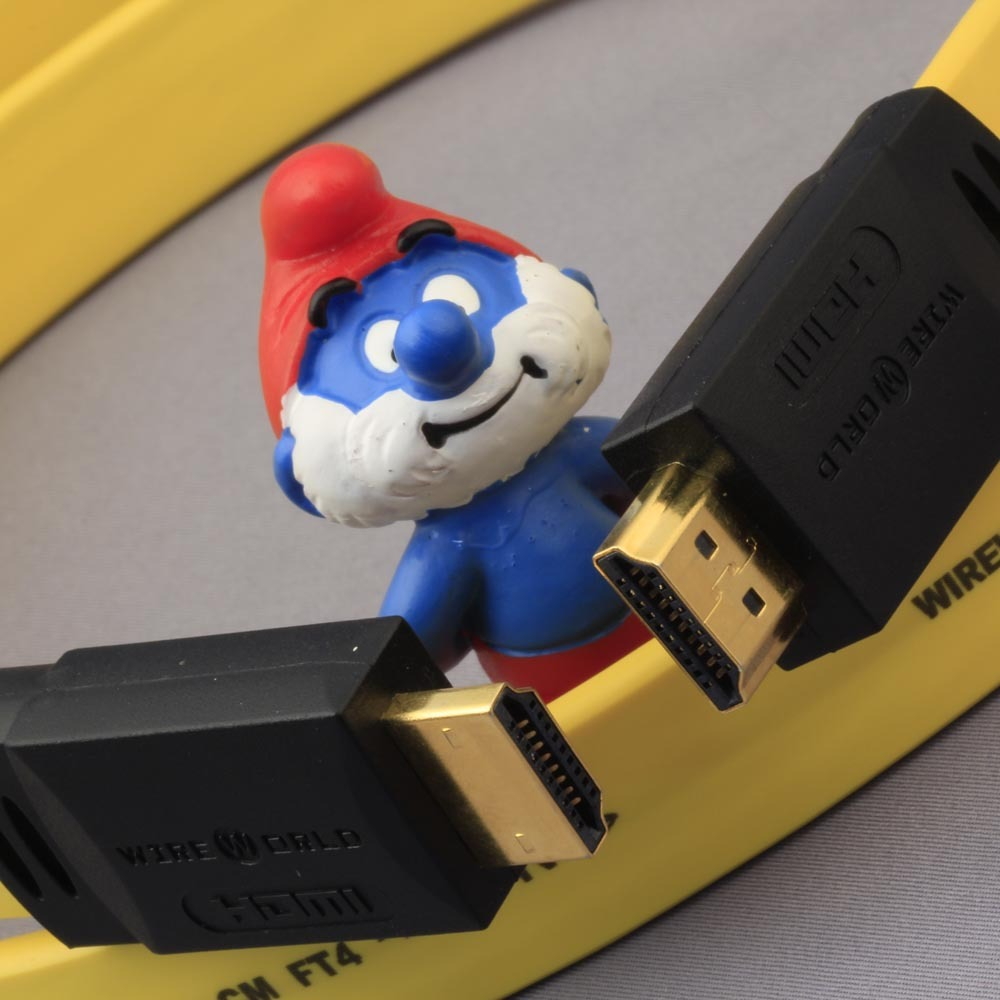 Кабель HDMI - HDMI WireWorld Chroma 7 HDMI-HDMI 1.0m