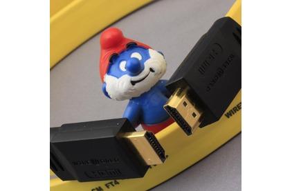 Кабель HDMI - HDMI WireWorld Chroma 7 HDMI-HDMI 1.0m