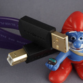 Кабель USB 2.0 Тип A - B WireWorld Ultraviolet 7 USB A to B 2.0m
