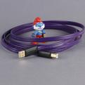 Кабель USB 2.0 Тип A - B WireWorld Ultraviolet 7 USB A to B 3.0m