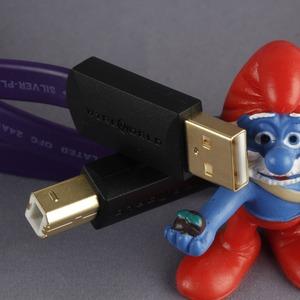 Кабель USB 2.0 Тип A - B WireWorld Ultraviolet 7 USB A to B 5.0m
