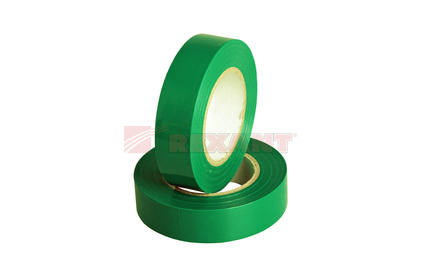 Изолента Rexant 09-2203 Изолента 19мм х 25м зеленая (1 штука)