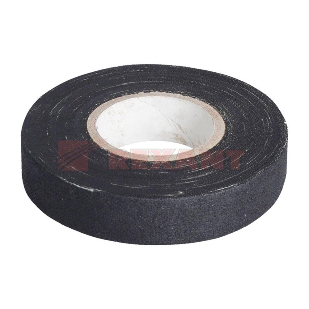 Изолента Rexant 09-2401 Изолента Х/Б 18 мм х 15м (1 штука)