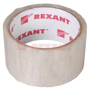 Скотч упаковочный Rexant 09-4201 Скотч упаковочный прозрачный (1 штука)