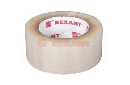 Скотч упаковочный Rexant 09-4204 Скотч упаковочный  прозрачный (1 штука)