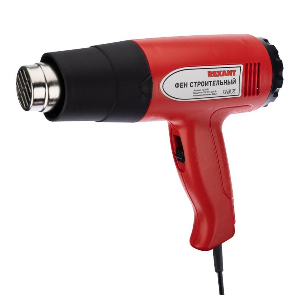 Электрофен промышленный Rexant 12-0054 Электрофен для термоусадки (1 штука)