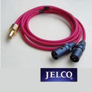Кабель Phono DIN - 2xXLR Jelco JAC-506XLR 1.2m