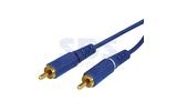 Кабель аудио 2xRCA - 2xRCA Rexant 17-0103-1 Gold (1 штука) 1.5m