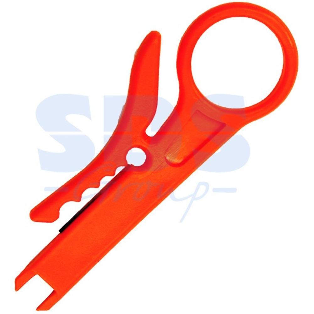 Инструмент для заделки и обрезки витой пары Rexant 12-4231 Инструмент (1 штука)