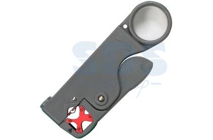 Инструмент для зачистки коаксиального кабеля Rexant 12-4011 Инструмент (1 штука)