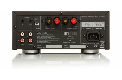 Усилитель мощности Musical Fidelity M1PWR Black